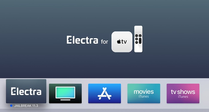 Jailbreak Apple TV (Updated for Checkra1n)