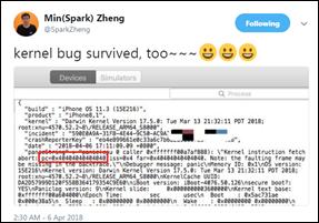 kernel bug
