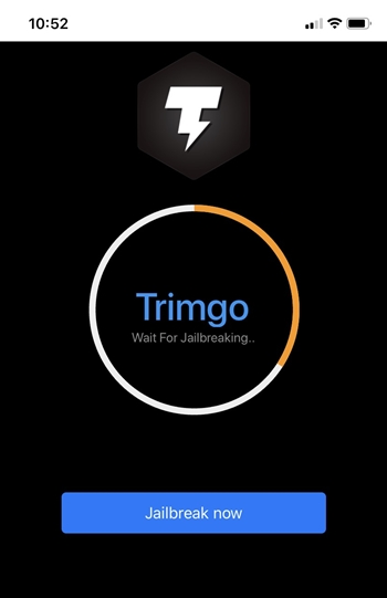 iOS 13.7 trimgo virtual jailbreak