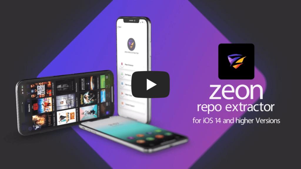 zeon repo extractor banner image