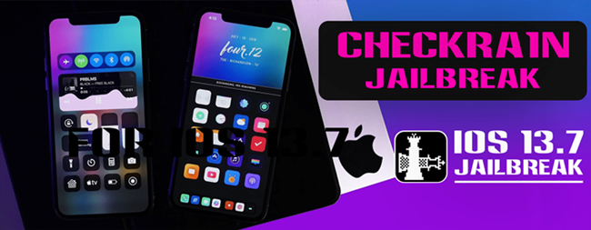 Checkra1n for iOS 13.7