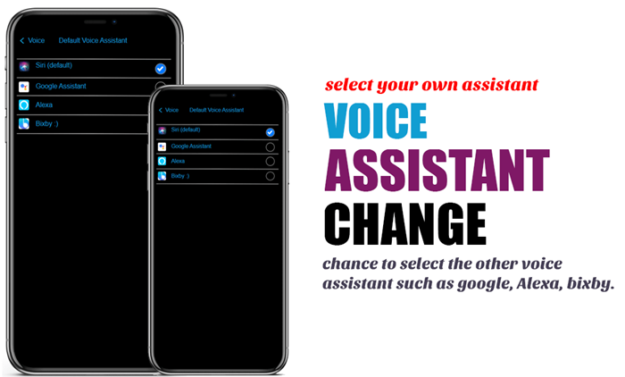 iOS 15 Voice assistant change