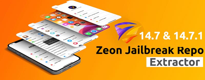 iOS 14.7 jailbreak repo extractor