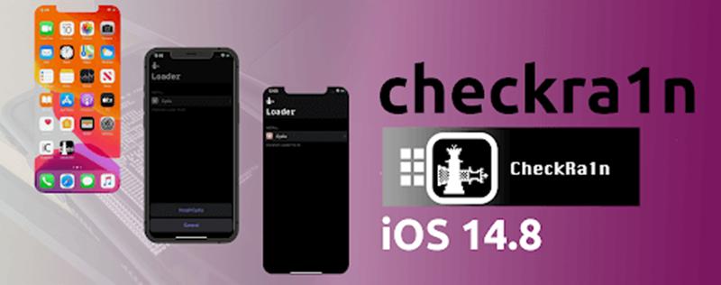 Checkra1n Jailbreak iOS 14.8