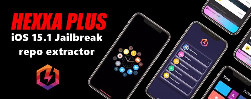 Hexxa Plus for iOS 15.1