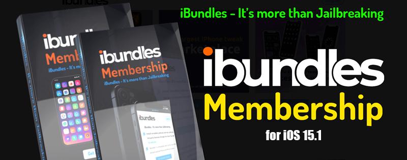 iBundles for iOS 15.1