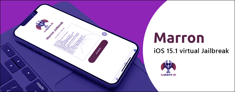 MarronJB for iOS 15.1