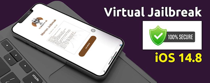 Virtual iOS 14.8 Jailbreak