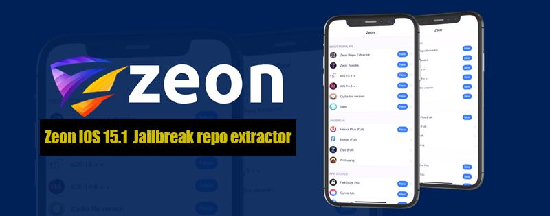 Zeon for iOS 15.1